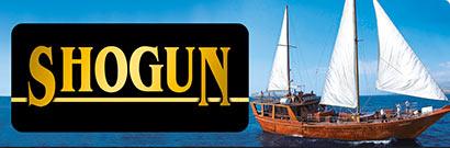 Лодка Shogun