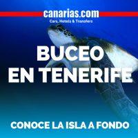 Buceo en Tenerife