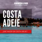 Qué hacer en Costa Adeje: 5 planes para disfrutar en pareja