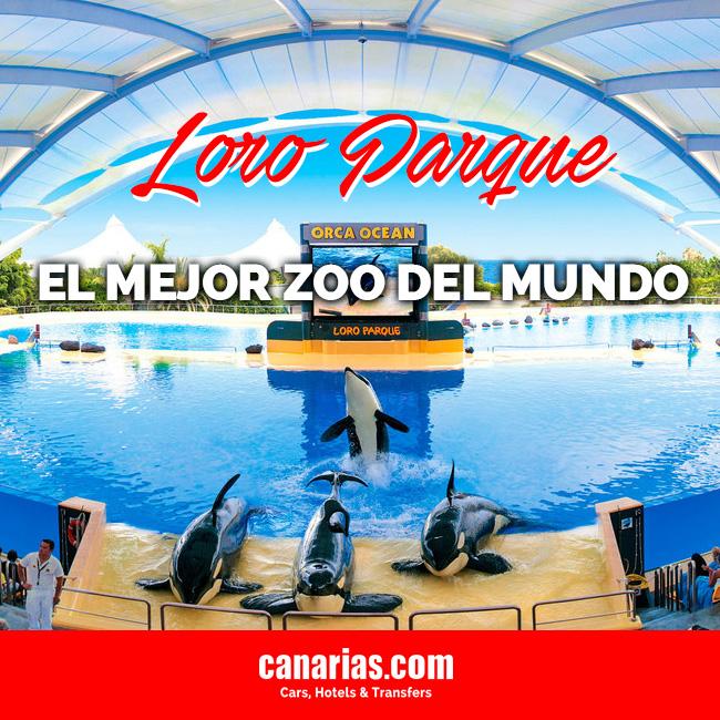 Loro Parque, Tenerife