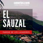 Parque de los Lavaderos en El Sauzal