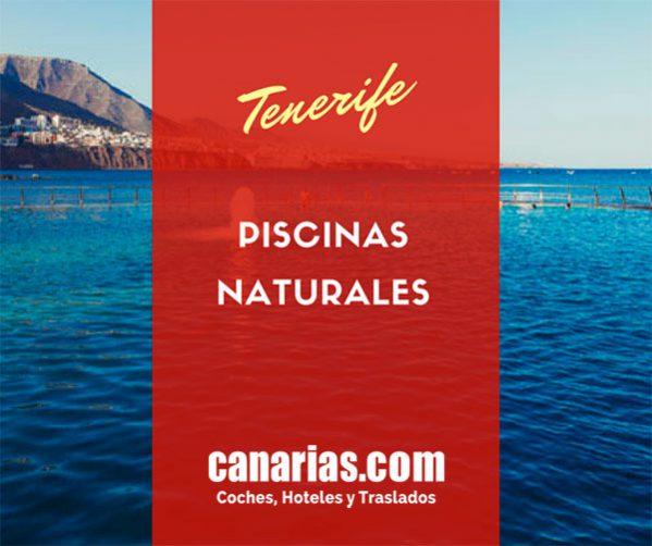 Tenerife piscinas naturales para disfrutar de norte a sur for Piscinas naturales en el sur de tenerife