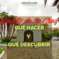 Puerto de la Cruz: Que hacer