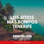 """Los sitios más bonitos de Tenerife: ¿Conoces en Tenerife la zona llamada """"Isla baja""""?"""