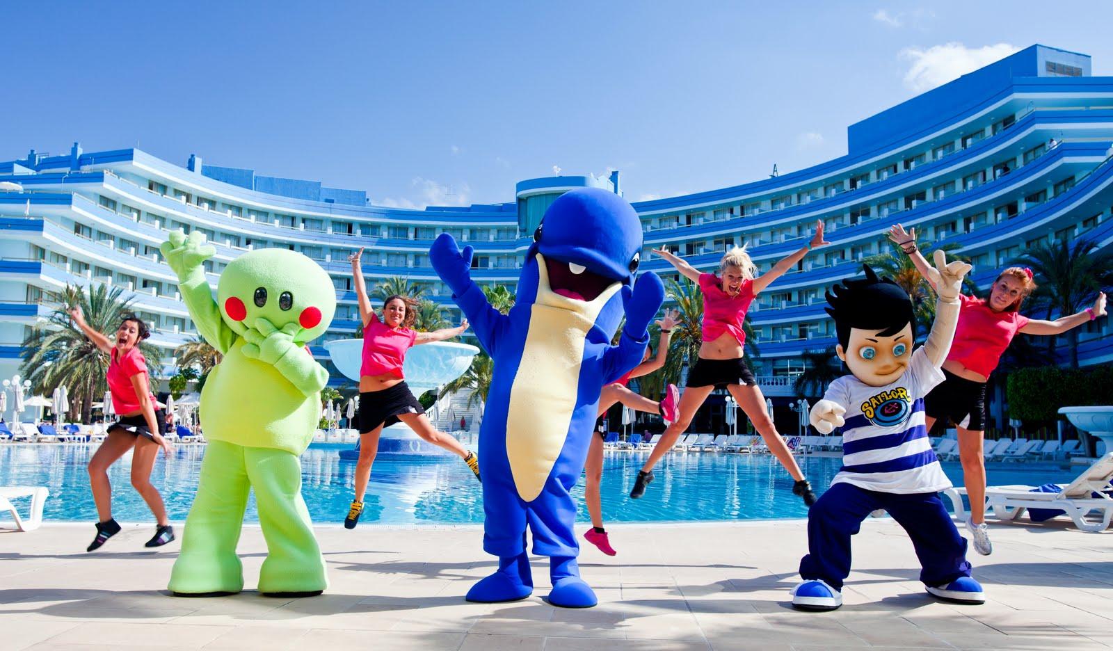 Tenerife con niños: hoteles especializados